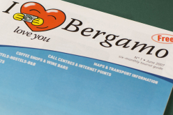 I love you Bergamo _ Tourist guide